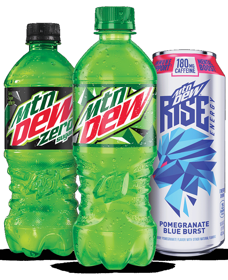 MTN DEW Product