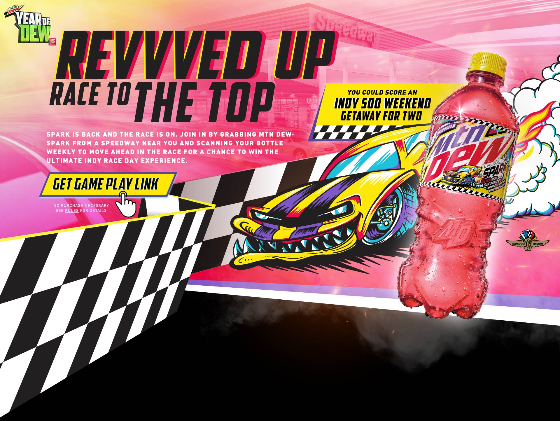 Mtn Dew Race To The Top